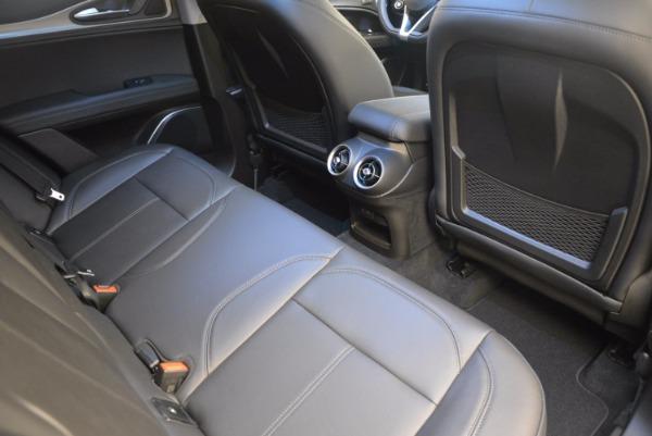 New 2018 Alfa Romeo Stelvio Ti Q4 for sale Sold at Maserati of Westport in Westport CT 06880 21
