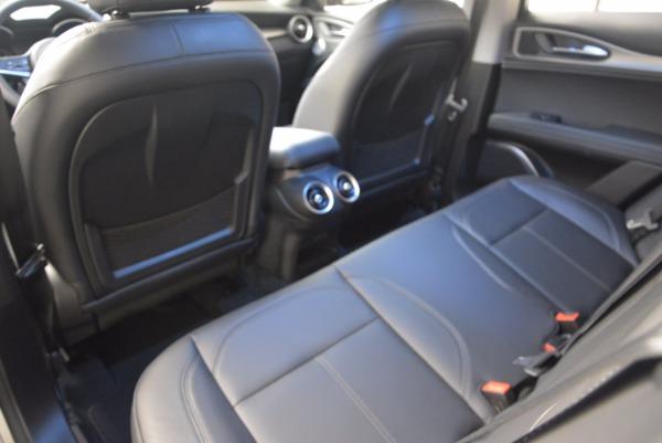New 2018 Alfa Romeo Stelvio Ti Q4 for sale Sold at Maserati of Westport in Westport CT 06880 24
