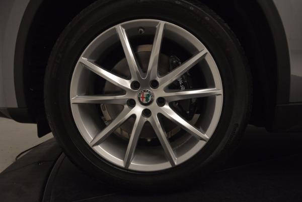 New 2018 Alfa Romeo Stelvio Ti Q4 for sale Sold at Maserati of Westport in Westport CT 06880 26