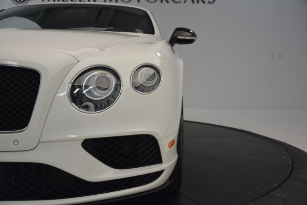 New 2017 Bentley Continental GT V8 S for sale Sold at Maserati of Westport in Westport CT 06880 16