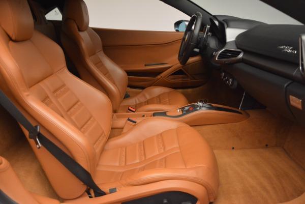 Used 2011 Ferrari 458 Italia for sale Sold at Maserati of Westport in Westport CT 06880 18