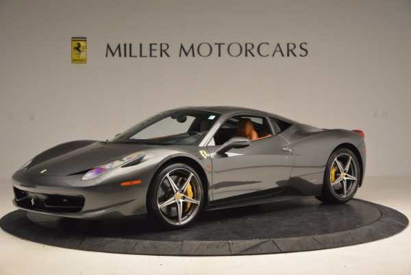 Used 2011 Ferrari 458 Italia for sale Sold at Maserati of Westport in Westport CT 06880 2