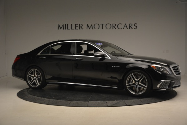 Used 2015 Mercedes-Benz S-Class S 65 AMG for sale Sold at Maserati of Westport in Westport CT 06880 10