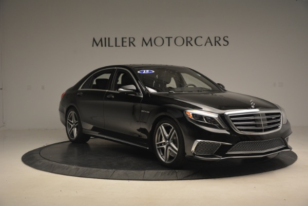 Used 2015 Mercedes-Benz S-Class S 65 AMG for sale Sold at Maserati of Westport in Westport CT 06880 11