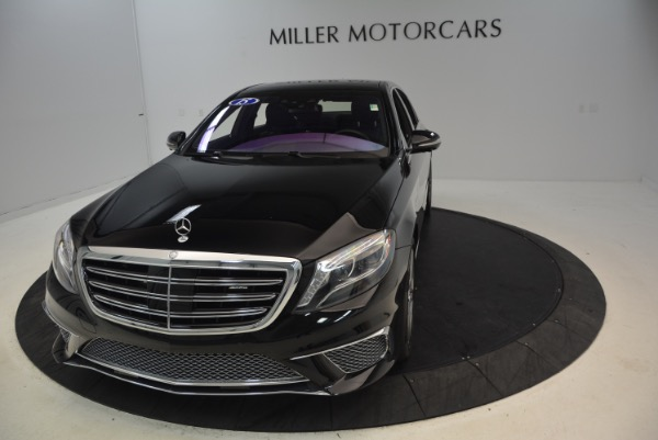 Used 2015 Mercedes-Benz S-Class S 65 AMG for sale Sold at Maserati of Westport in Westport CT 06880 14