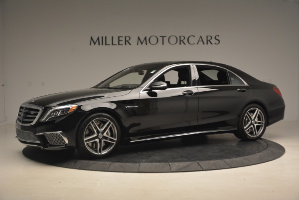 Used 2015 Mercedes-Benz S-Class S 65 AMG for sale Sold at Maserati of Westport in Westport CT 06880 2
