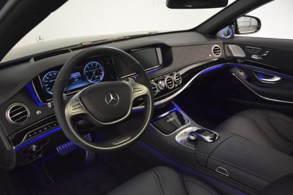 Used 2015 Mercedes-Benz S-Class S 65 AMG for sale Sold at Maserati of Westport in Westport CT 06880 23