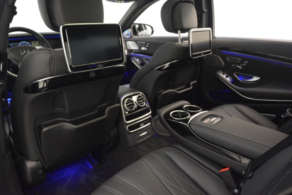 Used 2015 Mercedes-Benz S-Class S 65 AMG for sale Sold at Maserati of Westport in Westport CT 06880 28