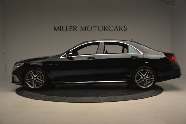 Used 2015 Mercedes-Benz S-Class S 65 AMG for sale Sold at Maserati of Westport in Westport CT 06880 3