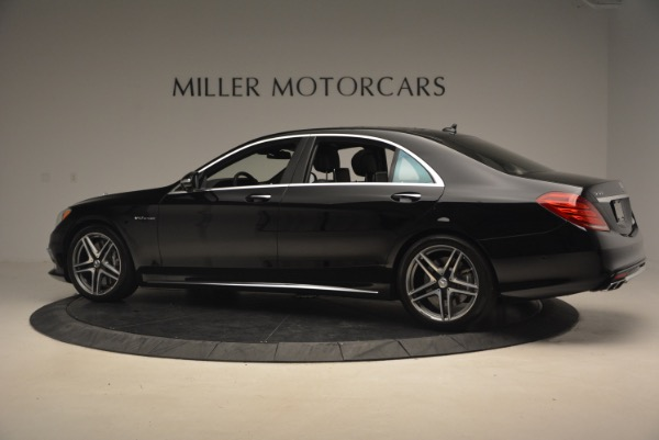 Used 2015 Mercedes-Benz S-Class S 65 AMG for sale Sold at Maserati of Westport in Westport CT 06880 4