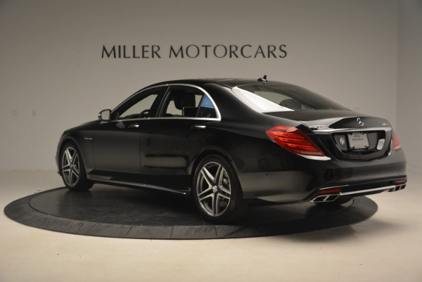 Used 2015 Mercedes-Benz S-Class S 65 AMG for sale Sold at Maserati of Westport in Westport CT 06880 5