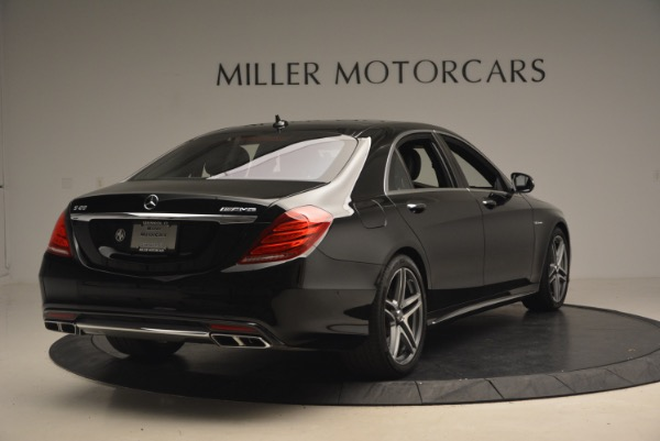 Used 2015 Mercedes-Benz S-Class S 65 AMG for sale Sold at Maserati of Westport in Westport CT 06880 7