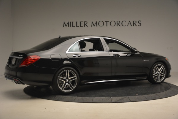 Used 2015 Mercedes-Benz S-Class S 65 AMG for sale Sold at Maserati of Westport in Westport CT 06880 8