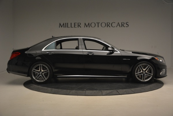 Used 2015 Mercedes-Benz S-Class S 65 AMG for sale Sold at Maserati of Westport in Westport CT 06880 9
