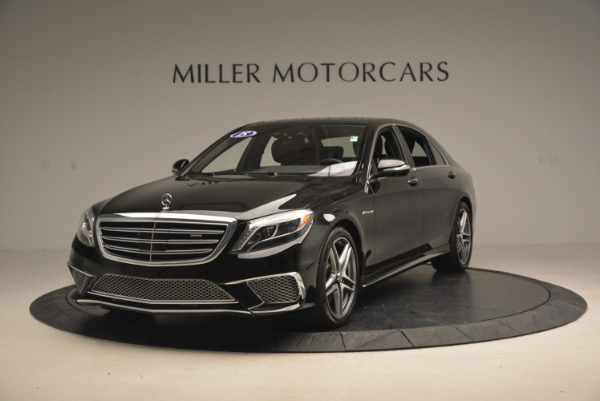 Used 2015 Mercedes-Benz S-Class S 65 AMG for sale Sold at Maserati of Westport in Westport CT 06880 1