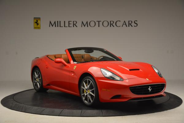Used 2011 Ferrari California for sale Sold at Maserati of Westport in Westport CT 06880 11