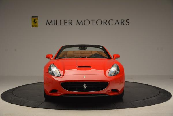 Used 2011 Ferrari California for sale Sold at Maserati of Westport in Westport CT 06880 12