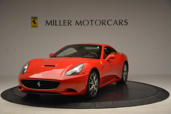 Used 2011 Ferrari California for sale Sold at Maserati of Westport in Westport CT 06880 13