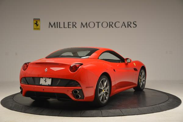 Used 2011 Ferrari California for sale Sold at Maserati of Westport in Westport CT 06880 19