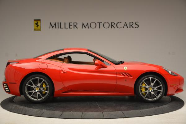 Used 2011 Ferrari California for sale Sold at Maserati of Westport in Westport CT 06880 21