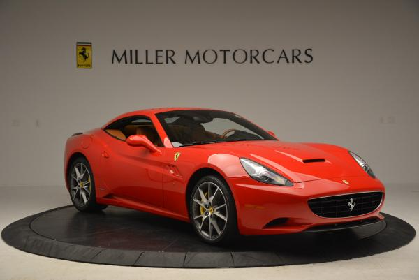 Used 2011 Ferrari California for sale Sold at Maserati of Westport in Westport CT 06880 23