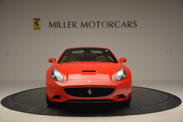 Used 2011 Ferrari California for sale Sold at Maserati of Westport in Westport CT 06880 24