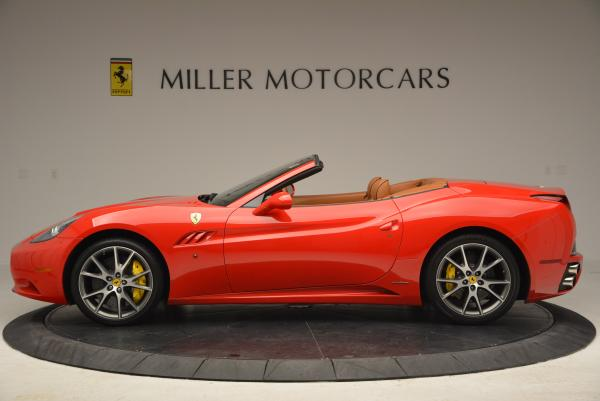 Used 2011 Ferrari California for sale Sold at Maserati of Westport in Westport CT 06880 3