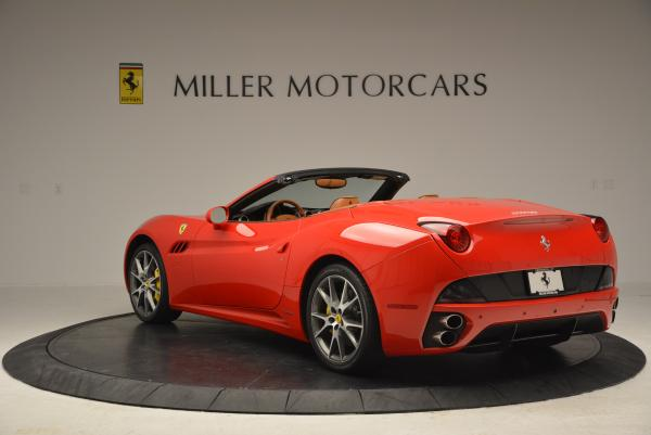 Used 2011 Ferrari California for sale Sold at Maserati of Westport in Westport CT 06880 5