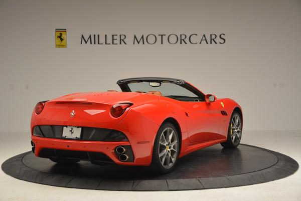 Used 2011 Ferrari California for sale Sold at Maserati of Westport in Westport CT 06880 7