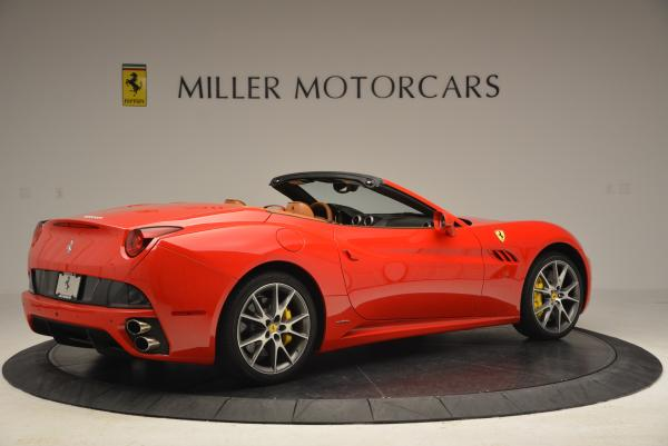 Used 2011 Ferrari California for sale Sold at Maserati of Westport in Westport CT 06880 8
