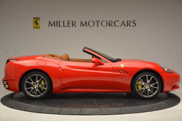 Used 2011 Ferrari California for sale Sold at Maserati of Westport in Westport CT 06880 9