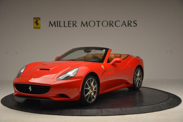Used 2011 Ferrari California for sale Sold at Maserati of Westport in Westport CT 06880 1