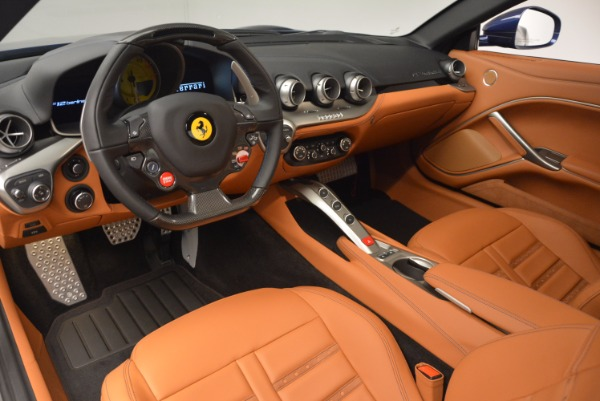 Used 2017 Ferrari F12 Berlinetta for sale Sold at Maserati of Westport in Westport CT 06880 13