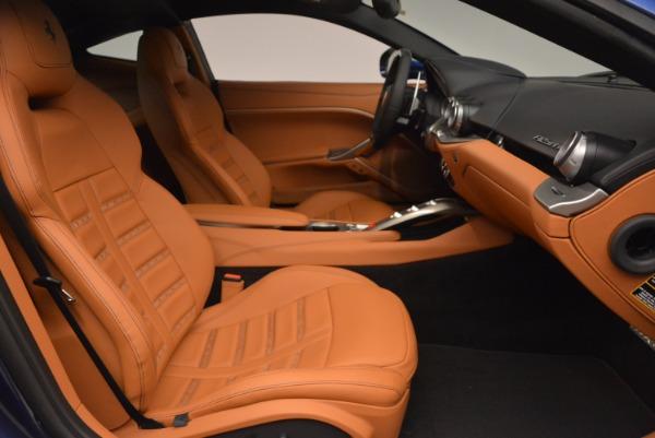 Used 2017 Ferrari F12 Berlinetta for sale Sold at Maserati of Westport in Westport CT 06880 18