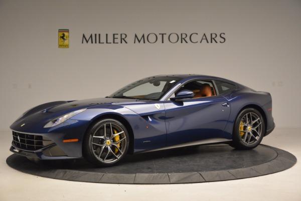 Used 2017 Ferrari F12 Berlinetta for sale Sold at Maserati of Westport in Westport CT 06880 2