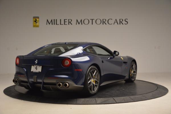 Used 2017 Ferrari F12 Berlinetta for sale Sold at Maserati of Westport in Westport CT 06880 8