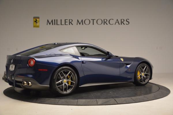 Used 2017 Ferrari F12 Berlinetta for sale Sold at Maserati of Westport in Westport CT 06880 9