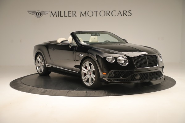 Used 2016 Bentley Continental GTC V8 S for sale $134,900 at Maserati of Westport in Westport CT 06880 11