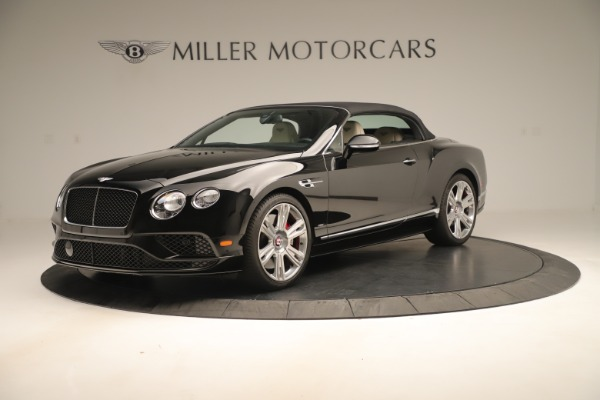 Used 2016 Bentley Continental GTC V8 S for sale $134,900 at Maserati of Westport in Westport CT 06880 13