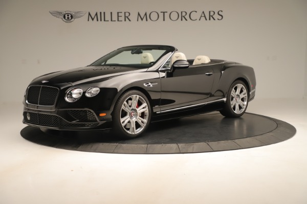 Used 2016 Bentley Continental GTC V8 S for sale $134,900 at Maserati of Westport in Westport CT 06880 2