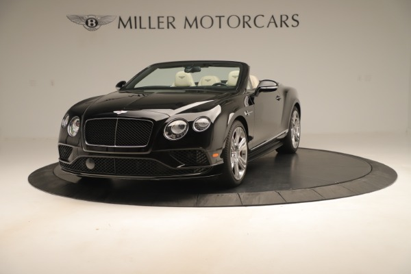 Used 2016 Bentley Continental GTC V8 S for sale $134,900 at Maserati of Westport in Westport CT 06880 1