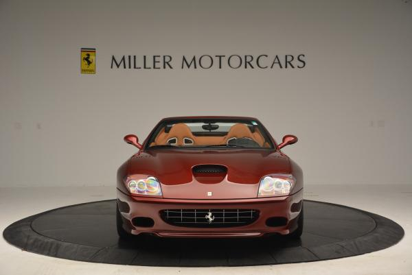 Used 2005 Ferrari Superamerica for sale Sold at Maserati of Westport in Westport CT 06880 12