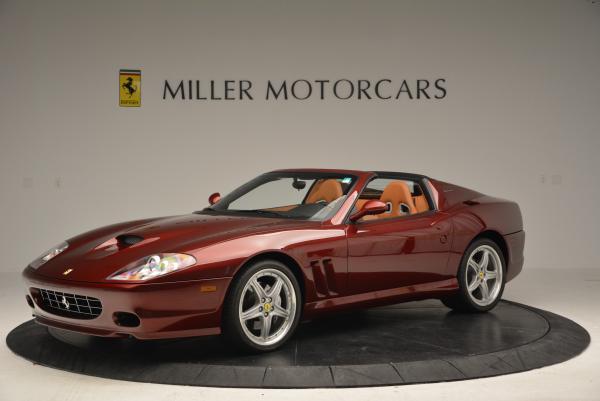 Used 2005 Ferrari Superamerica for sale Sold at Maserati of Westport in Westport CT 06880 2