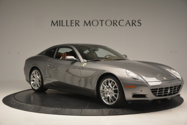 Used 2009 Ferrari 612 Scaglietti OTO for sale $145,900 at Maserati of Westport in Westport CT 06880 10