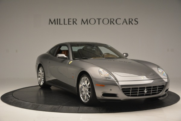 Used 2009 Ferrari 612 Scaglietti OTO for sale $145,900 at Maserati of Westport in Westport CT 06880 11