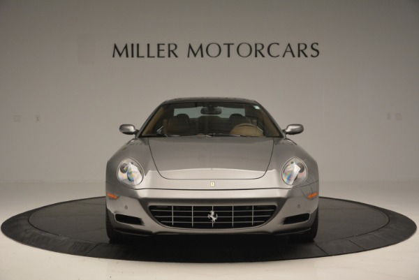 Used 2009 Ferrari 612 Scaglietti OTO for sale $145,900 at Maserati of Westport in Westport CT 06880 12