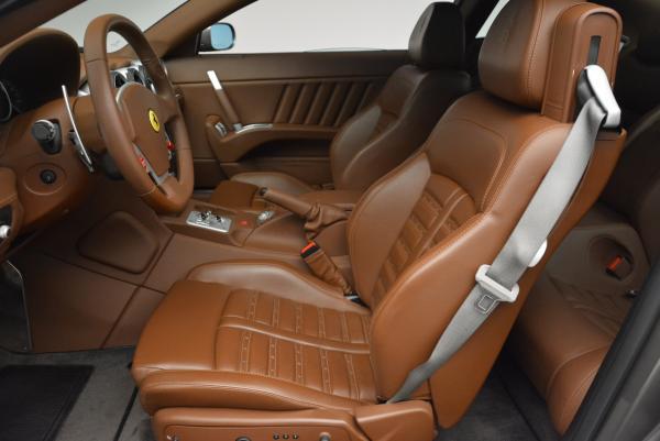 Used 2009 Ferrari 612 Scaglietti OTO for sale Sold at Maserati of Westport in Westport CT 06880 14