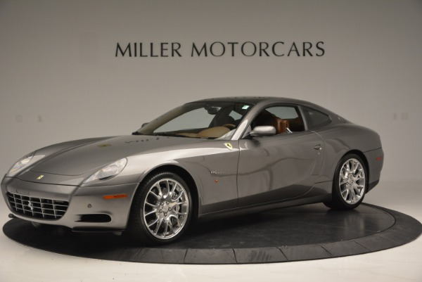 Used 2009 Ferrari 612 Scaglietti OTO for sale $145,900 at Maserati of Westport in Westport CT 06880 2