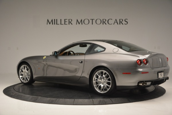 Used 2009 Ferrari 612 Scaglietti OTO for sale $145,900 at Maserati of Westport in Westport CT 06880 4