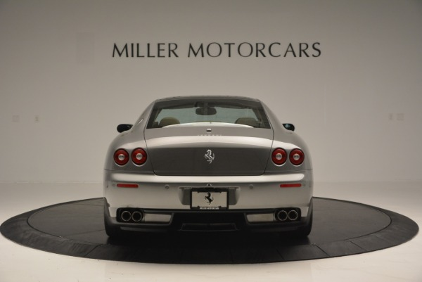 Used 2009 Ferrari 612 Scaglietti OTO for sale $145,900 at Maserati of Westport in Westport CT 06880 6